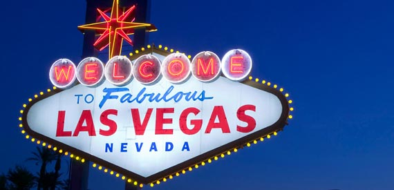 Fly direct from Santa Barbara to Las Vegas